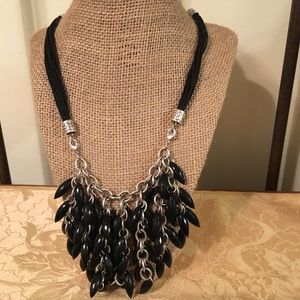 Premier Designs necklace with interchangeable bibs